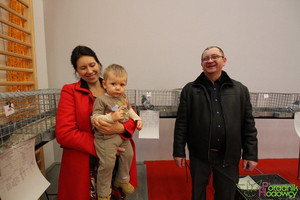 44. Okręgowa Wystawa Gołębi Pocztowych Zielona Góra 2019